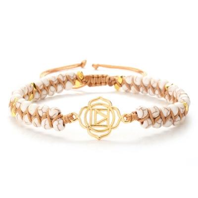 Armband Symbool - Goud Wit