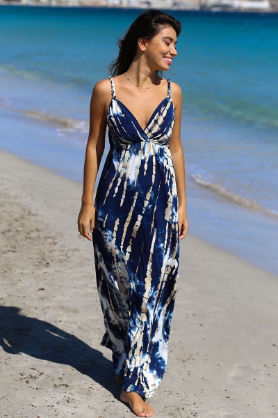 Maxi jurk Samoa