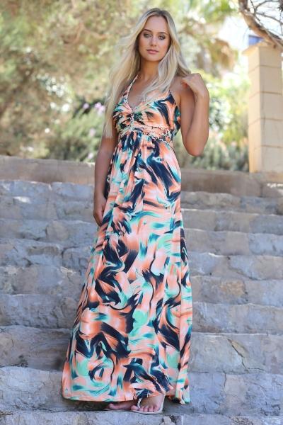 Halter jurk Prea