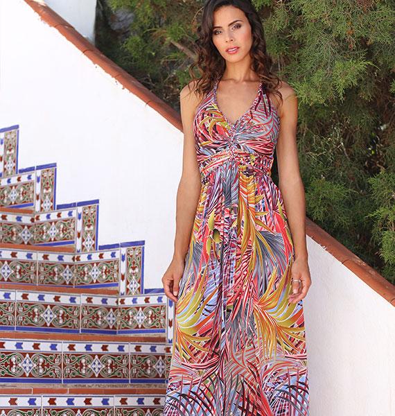 Halter jurken